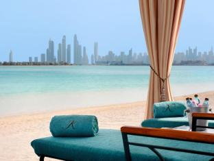 Kempinski Hotel & Residences Palm Jumeirah Dubai - Hotel Private Beach