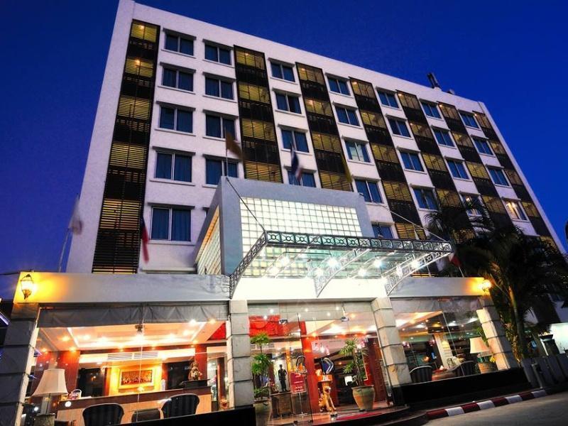 Hotell The Airport Hotel i , Khao Yai / Nakhonratchasima. Klicka för att läsa mer och skicka bokningsförfrågan