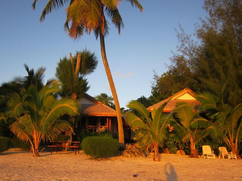 Raina Lagoon Villas - Hotels and Accommodation in Cook Islands, Pacific Ocean And Australia
