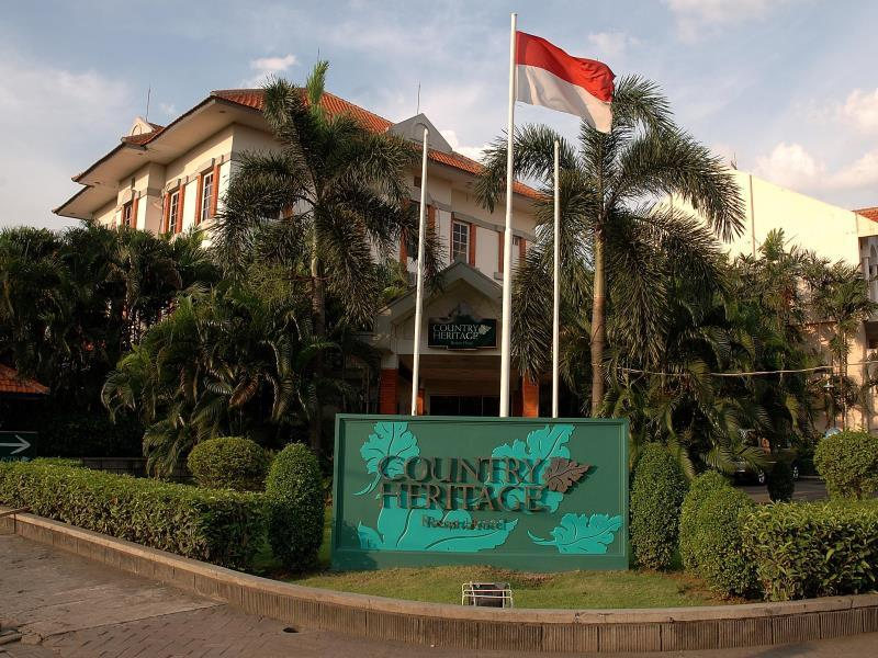 Country Heritage Resort - Managed by Bencoolen - Hotels and Accommodation in Indonesia, Asia