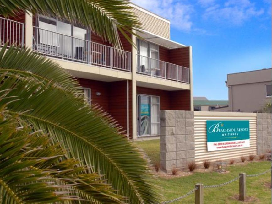 Beachside Resort Whitianga - Hotels and Accommodation in New Zealand, Pacific Ocean And Australia