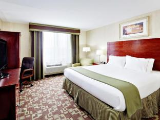 Holiday Inn Express Staten Island West New York (NY) - King Bed Guest Room