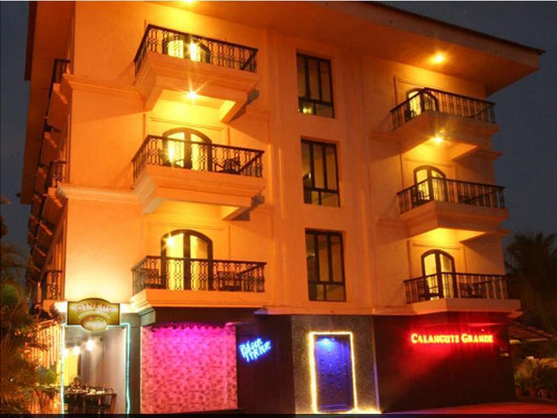 Calangute Grande Hotel - Hotell och Boende i Indien i Goa