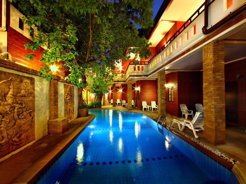 Jang Resort - Hotels and Accommodation in Thailand, Asia