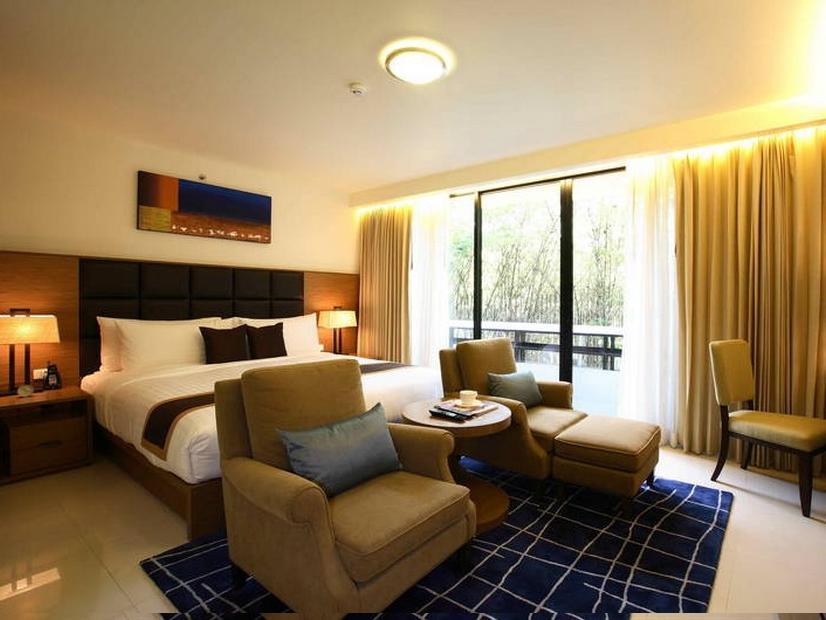 Oakwood Residence Sukhumvit Thonglor Bangkok - Hotell och Boende i Thailand i Asien
