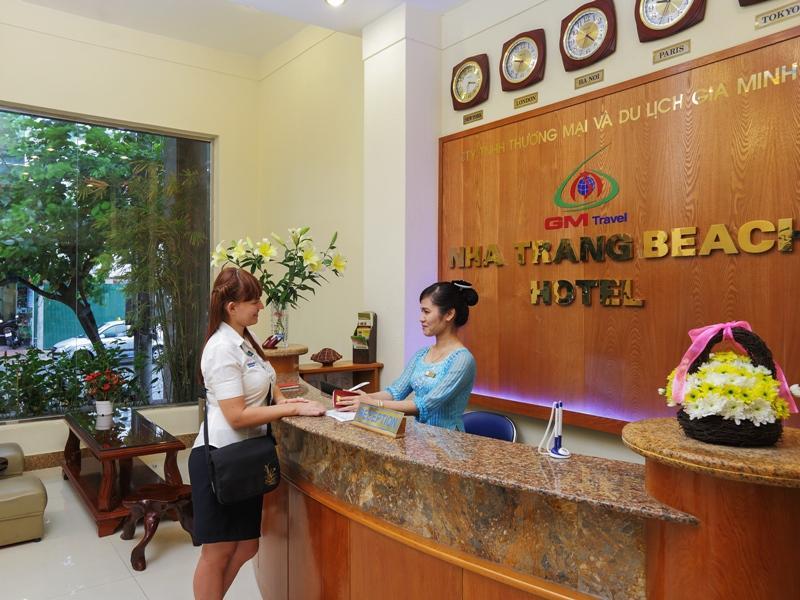 Hotell Nha Trang Beach Hotel