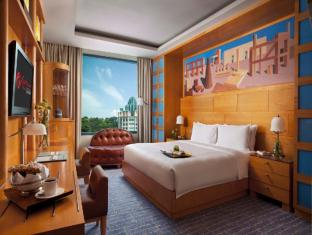 Resorts World Sentosa - Hotel Michael Singapore - Deluxe King Room