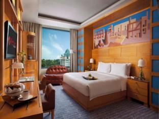 Resorts World Sentosa - Hotel Michael Singapore - Deluxe King Room