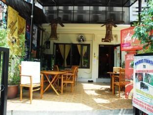 Anjung KL Guesthouse Kuala Lumpur - Entrance