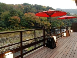 Hakone Suimeisou Hotel Hakone - Balcony/Terrace