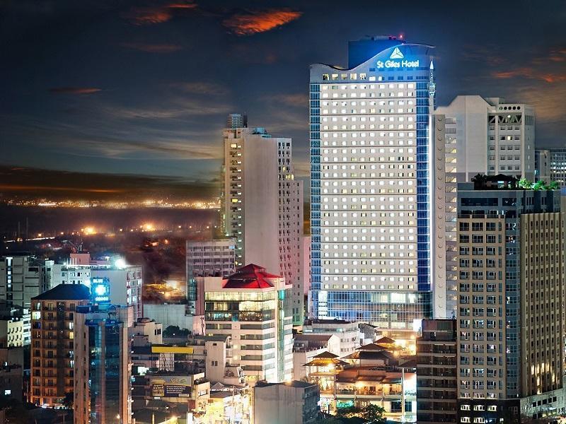 St Giles Makati - St Giles Classic Hotel مانيلا