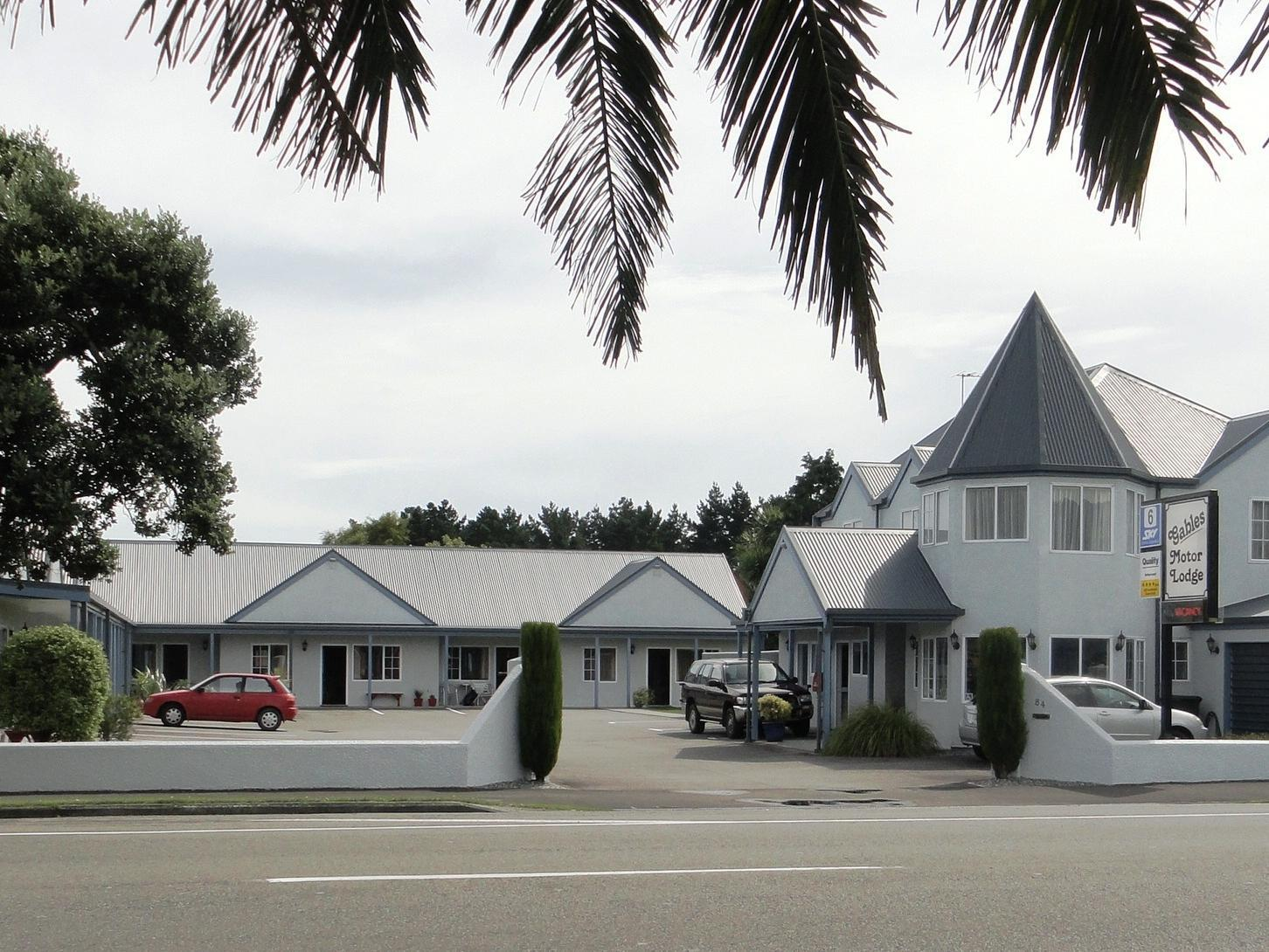 Gables Motor Lodge - Hotels and Accommodation in New Zealand, Pacific Ocean And Australia
