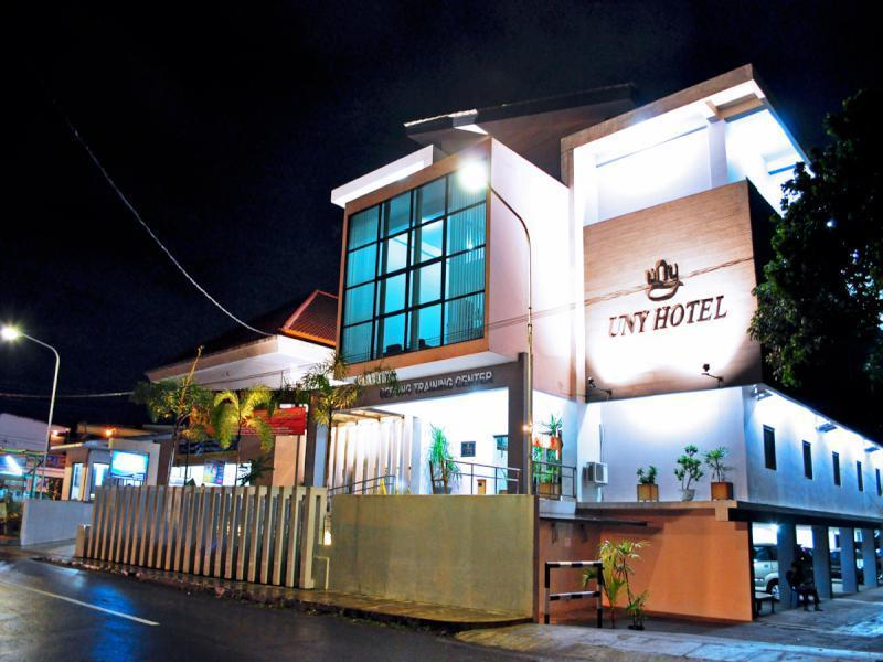UNY Hotel - Hotels and Accommodation in Indonesia, Asia