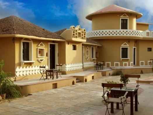 Pride Amber Vilas Resort   Spa - Hotell och Boende i Indien i Jaipur