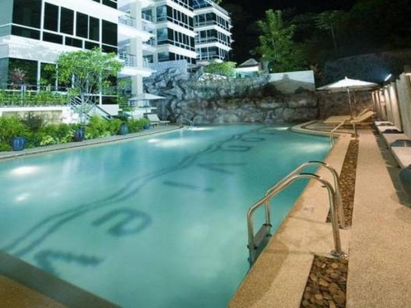 Hotell Baan Karon View Apartment i Karon, Phuket. Klicka för att läsa mer och skicka bokningsförfrågan