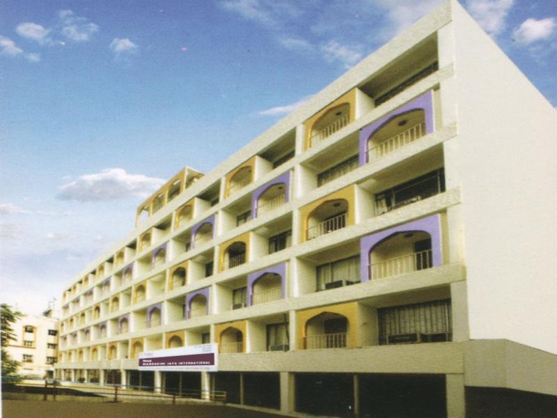 Hotel Mandakini Jaya International - Hotell och Boende i Indien i Hyderabad