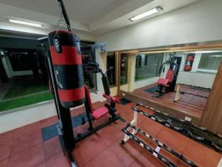 Sandalwood Hotel & Retreat Goa - Gimnasio