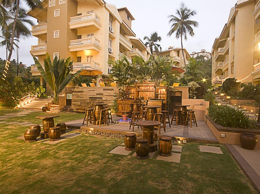 Sandalwood Hotel   Retreat - Hotell och Boende i Indien i Goa