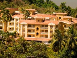 Sandalwood Hotel & Retreat Goa - Hotellet udefra
