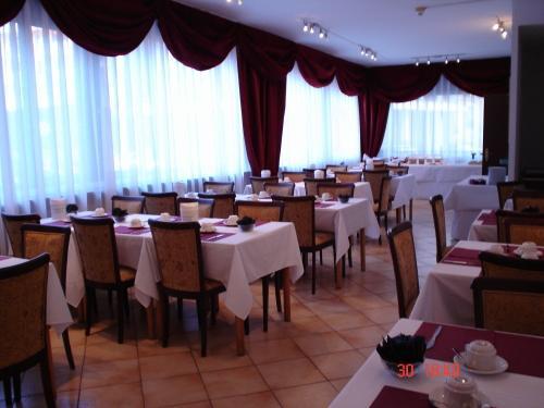 Le Grenil Hotel Geneva - Restaurant
