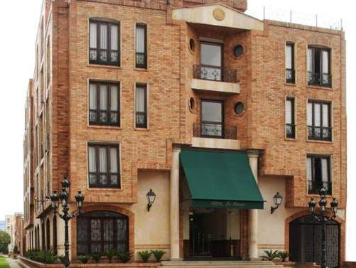Hotel Le Manoir Bogotá - Hotels and Accommodation in Colombia, South America