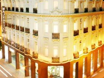 Majestic Hotel Rosario - Hotell och Boende i Argentina i Sydamerika