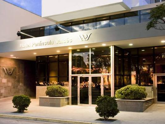 Hotel Península Valdés - Hotels and Accommodation in Argentina, South America