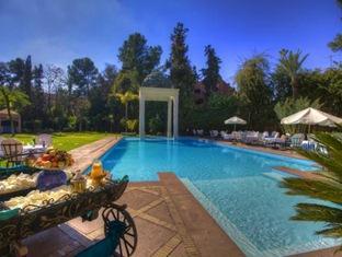 Tichka Hotel Marrakech - Swiming pool