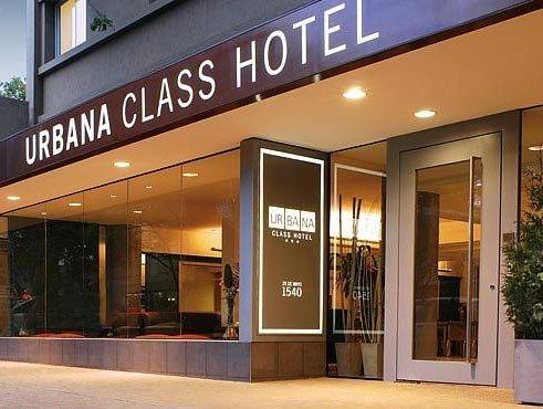 Urbana Class Hotel - Hotels and Accommodation in Argentina, South America