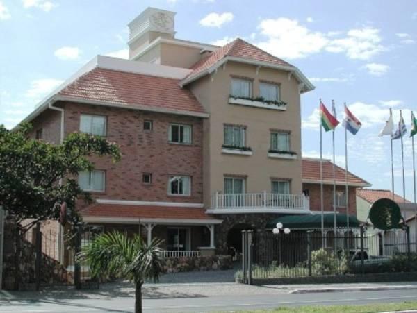 Hotel Villa Morra Suites - Hotell och Boende i Paraguay i Sydamerika