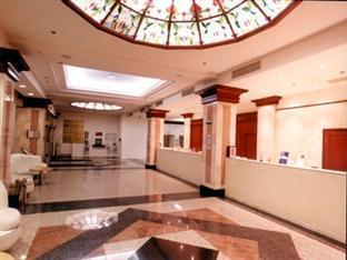 Belgrad Hotel Moscow - Reception Desk
