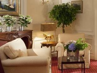 Hotel d'Angleterre Paris - Suite Room