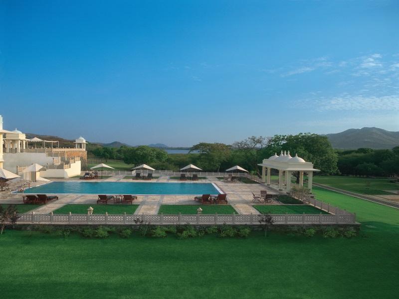 Trident Udaipur Hotel - Hotell och Boende i Indien i Udaipur