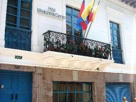 Hotel El Relicario Del Carmen - Hotels and Accommodation in Ecuador, South America