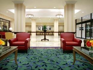 Courtyard By Marriott Downtown Toronto Hotel Toronto (ON) - Empfangshalle