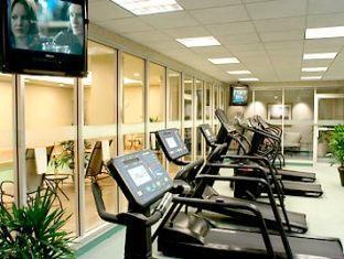 Courtyard By Marriott Downtown Toronto Hotel Toronto (ON) - Fitness Center