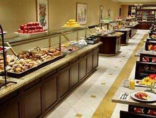 Courtyard By Marriott Downtown Toronto Hotel Toronto (ON) - Buffet