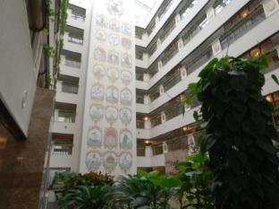Lotte Hotel Moscow Moskva - Trädgård