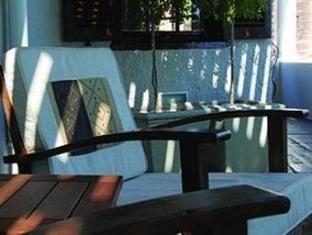 Hotel Rutland Lodge Kapstaden - Hotellet från utsidan