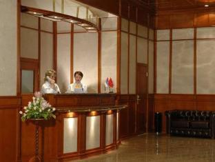 Molodyozhny Hotel Moscow - Reception