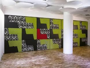 Moods Boutique Hotel Prag - Empfangshalle