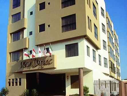 New Corpac Hotel - Hotels and Accommodation in Peru, South America