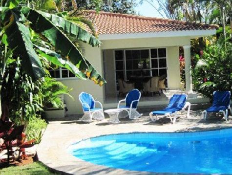 Residencial Casa Linda - Hotels and Accommodation in Dominican Republic, Central America And Caribbean