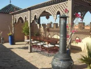 Riad Pachavana Marrakesh - Balkon/Terras
