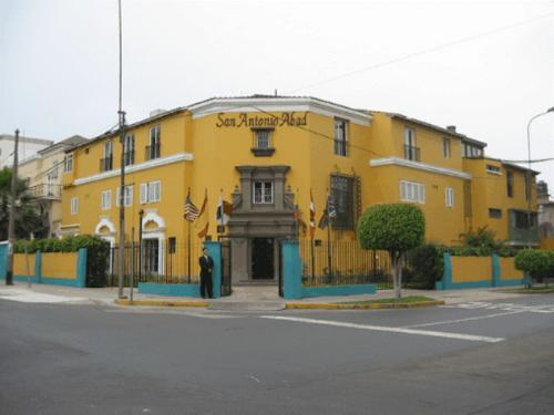 Hotel San Antonio Abad - Hotels and Accommodation in Peru, South America