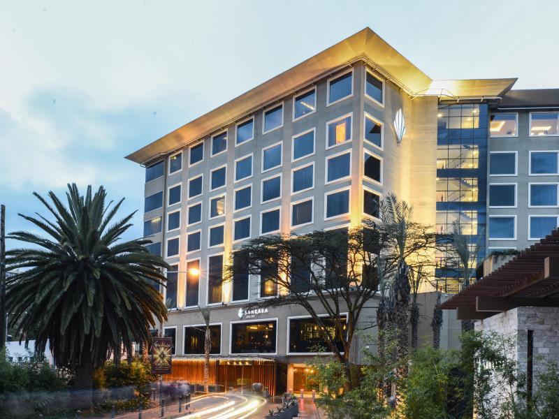 Sankara Nairobi Hotel Hotels And Accommodation In Kenya Africa