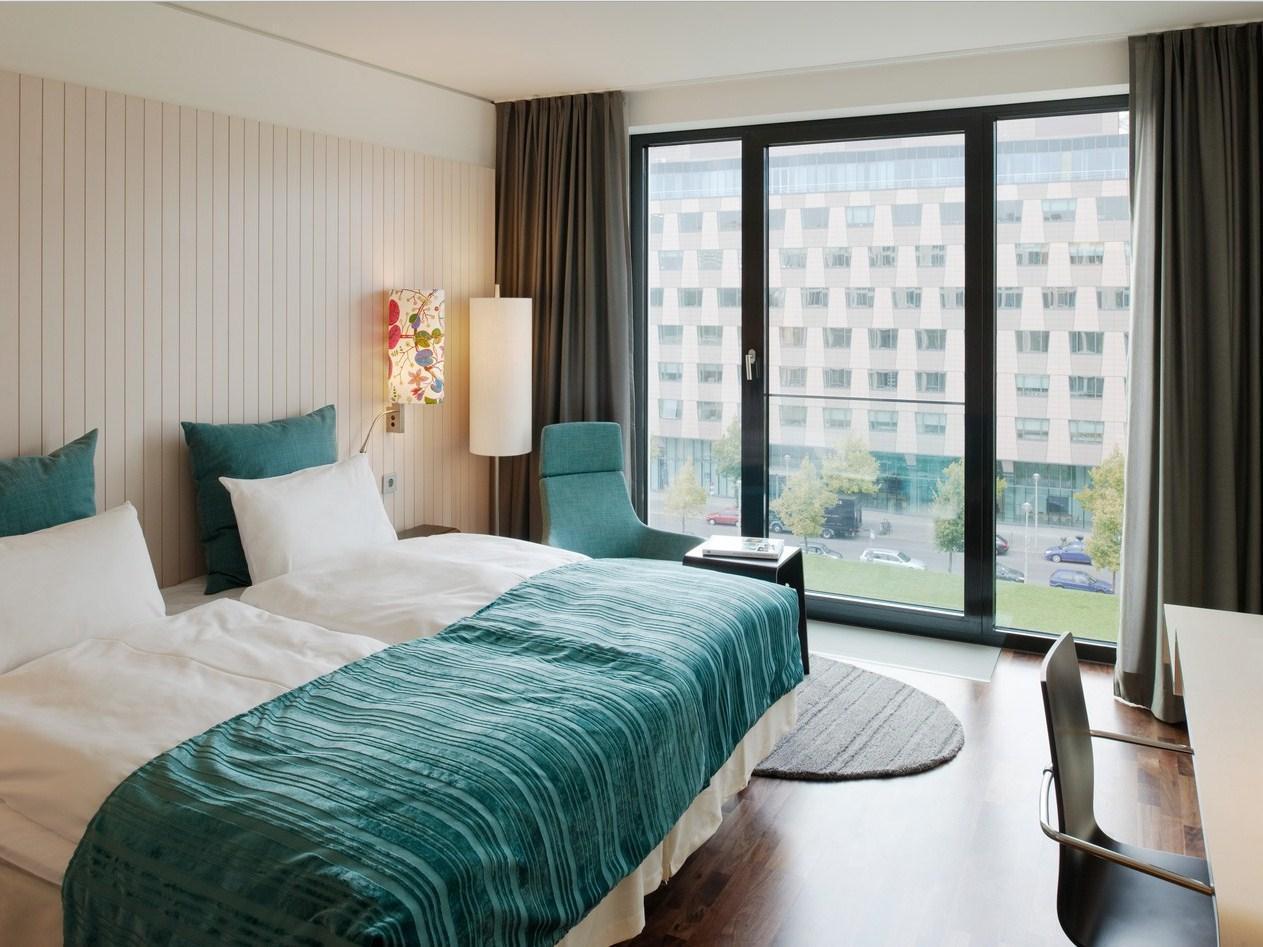 Scandic Hotel Berlin Potsdamer Platz - Hotell och Boende i Tyskland i Europa
