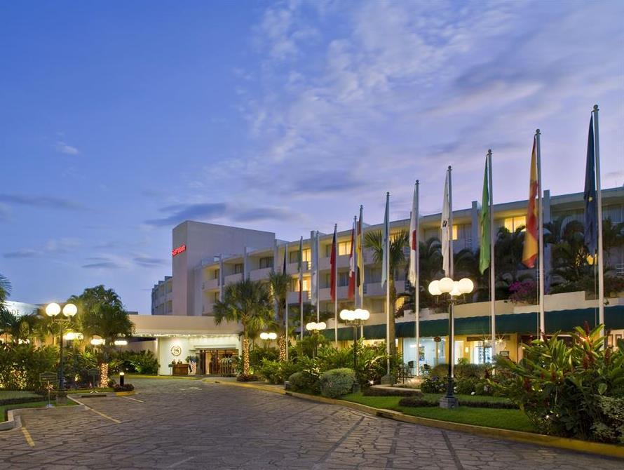 Sheraton Presidente San Salvador - Hotels and Accommodation in El Salvador, Central America And Caribbean