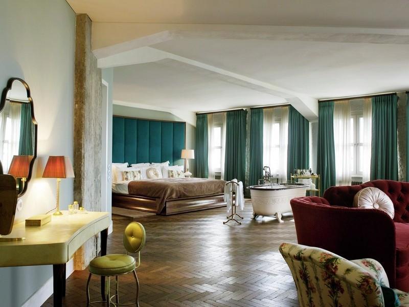 Soho House Berlin - Hotell och Boende i Tyskland i Europa