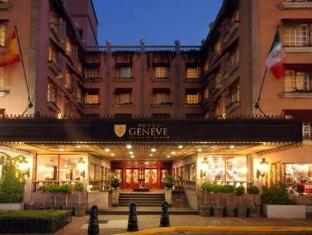 Hotel Geneve Mexico City - Hotellet från utsidan